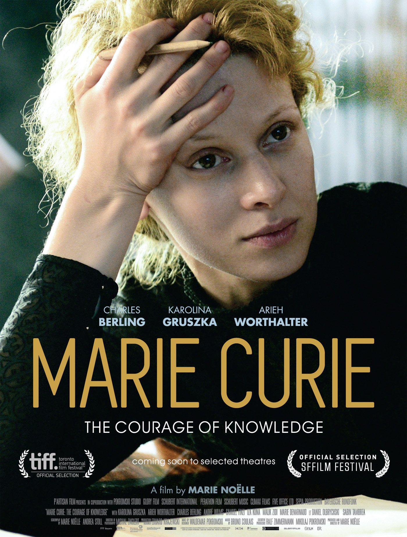 Marie Curie The Courage Of Knowledge Society For Arts
